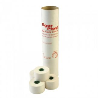 Tiger zinc oxide tape