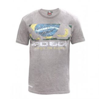 Bad Boy Rio Tee Grey