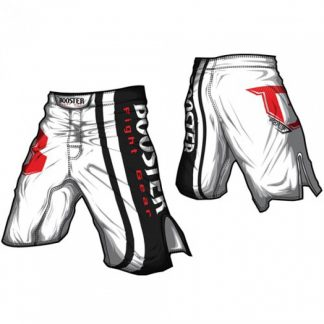 Booster MMA broek PRO 8 Origin White