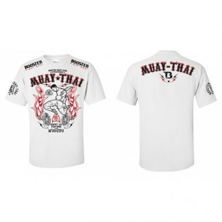Booster MT Tee II White