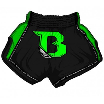 Booster TBT PRO 2 BLACK NEON GREEN
