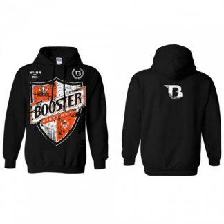 booster shield hoodie