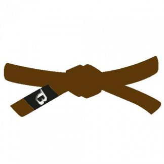 Booster BJJ BELT BROWN