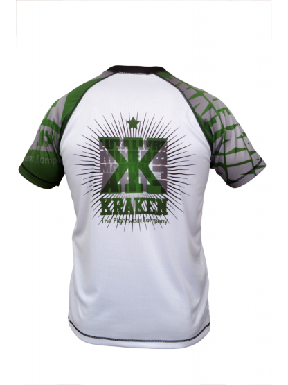 Xpert Dry Mix Green MMA shirt