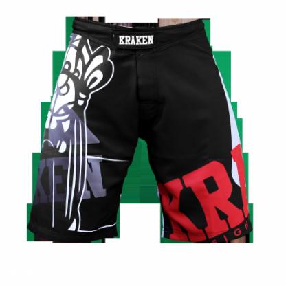 SFX series - THE M4SK Zwart / Grijs MMA Broek