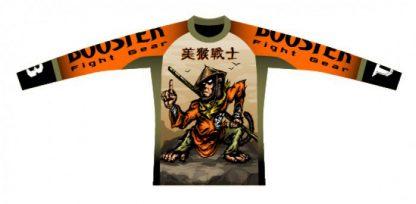 Booster Warrior Monkey Rashguard