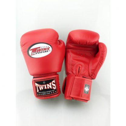 Twins special BGVL 3 Rood bokshandschoenen