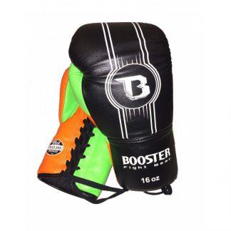 Booster BBGLL V6-1 zwart/oranje/groen bokshandschoenen