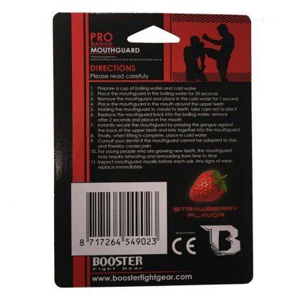 Booster gebitsbeschermer - aardbeien
